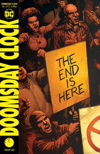 Doomsday Clock Vol 1 1
