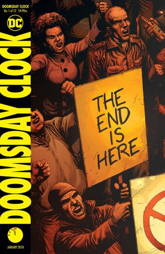 Doomsday Clock Vol 1 Dc Database Fandom