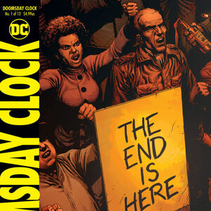 Doomsday Clock Covers Dc Database Fandom