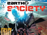 Earth 2: Society Annual Vol 1 1