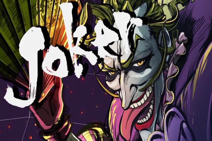 Joker Batman Ninja Dc Database Fandom