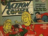 Action Comics Vol 1 109