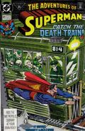 Adventures of Superman Vol 1 481