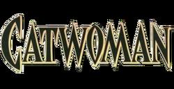 Catwoman Vol 2 Logo