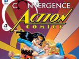 Convergence: Action Comics Vol 1 2