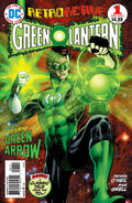 DC Retroactive Green Lantern 70s