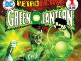 DC Retroactive: Green Lantern - The '70s Vol 1 1