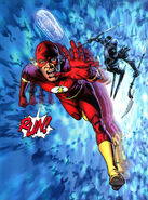 Barry Allen Returns 01