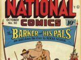 National Comics Vol 1 50
