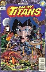 New Titans Annual 10