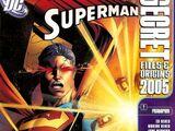Superman Secret Files and Origins 2005