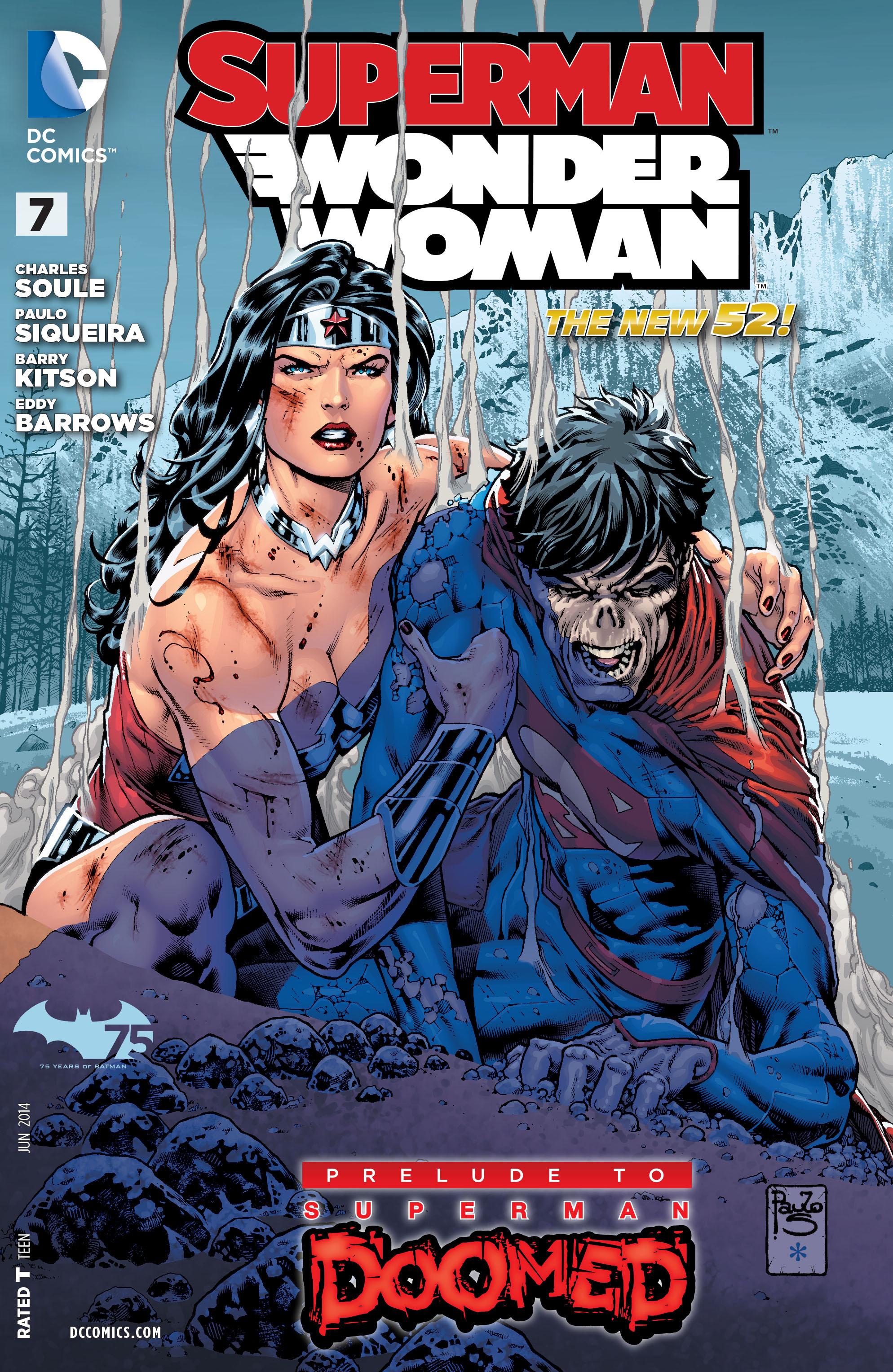 Supermanwonder Woman Vol 1 7  Dc Database  Fandom -6901