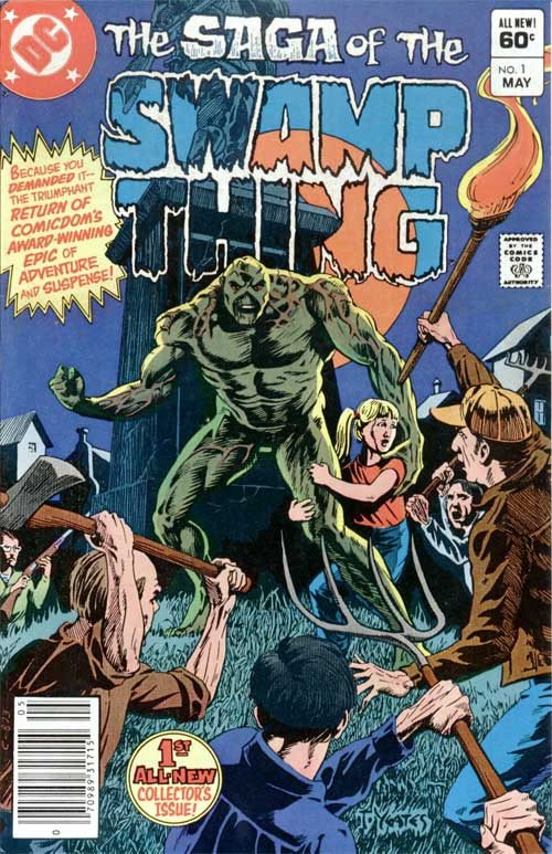 Swamp Thing Vol 2 Dc Database Fandom Powered By Wikia
