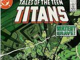 Tales of the Teen Titans Vol 1 85