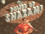 The Power of Shazam! (Graphic Novel)