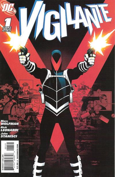 vigilante vol 3 dc database fandom powered by wikia