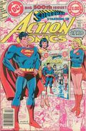 Action Comics Vol 1 500