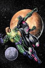 Luthor vs. Brainiac
