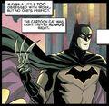 Bruce Wayne Gotham A.D. 0001