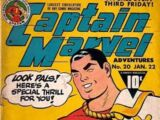 Captain Marvel Adventures Vol 1 20