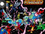 Crisis on Infinite Earths/Gallery