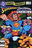 DC Comics Presents 84