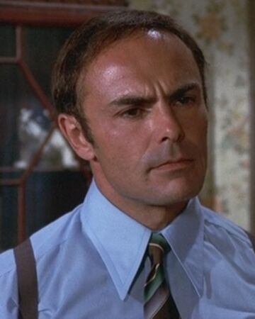 John Saxon | DC Database | Fandom