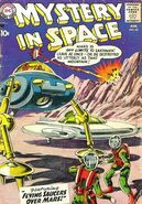 Mystery in Space 45