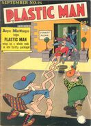 Plastic Man Vol 1 25