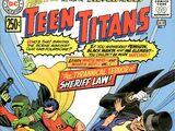 Silver Age: Teen Titans Vol 1 1