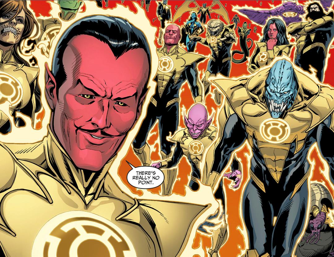 Sinestro Corps (Injustice)   DC Database   Fandom