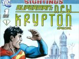 Superman: New Krypton Special Vol 1 1
