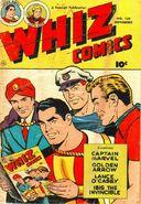 Whiz Comics 139