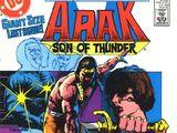 Arak: Son of Thunder Vol 1 50