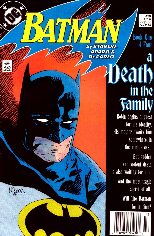 Batman: A Death in the Family | DC Database | FANDOM powered