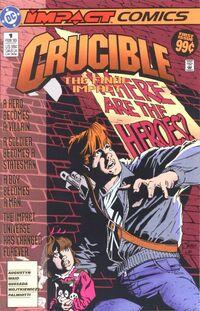 Crucible Vol 1 1
