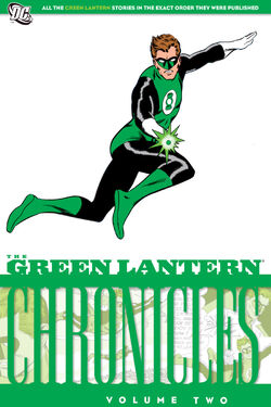 Cover for the The Green Lantern Chronicles Vol. 2 Trade Paperback