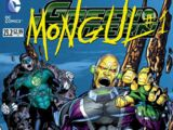 Green Lantern Vol 5 23.2: Mongul