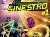 Green Lantern Vol 5 23.4: Sinestro