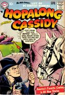 Hopalong Cassidy Vol 1 123