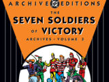 The Seven Soldiers of Victory Archives Vol. 3 (Collected)