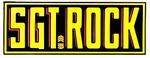 Sgt. Rock Logo