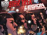 Star Trek/Legion of Super-Heroes Vol 1 6