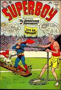 Superboy Vol 1 110
