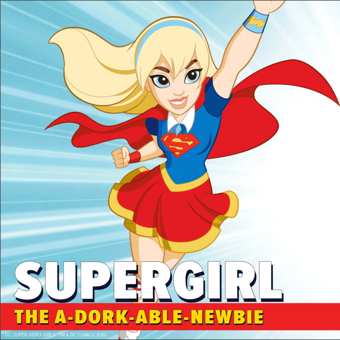 Image - Supergirl DC Super Hero Girls 0001.JPG | DC ...