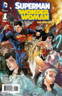 Superman - Wonder Woman Vol 1 1
