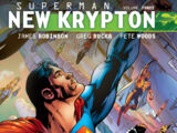 Superman: New Krypton Vol 3 (Collected)