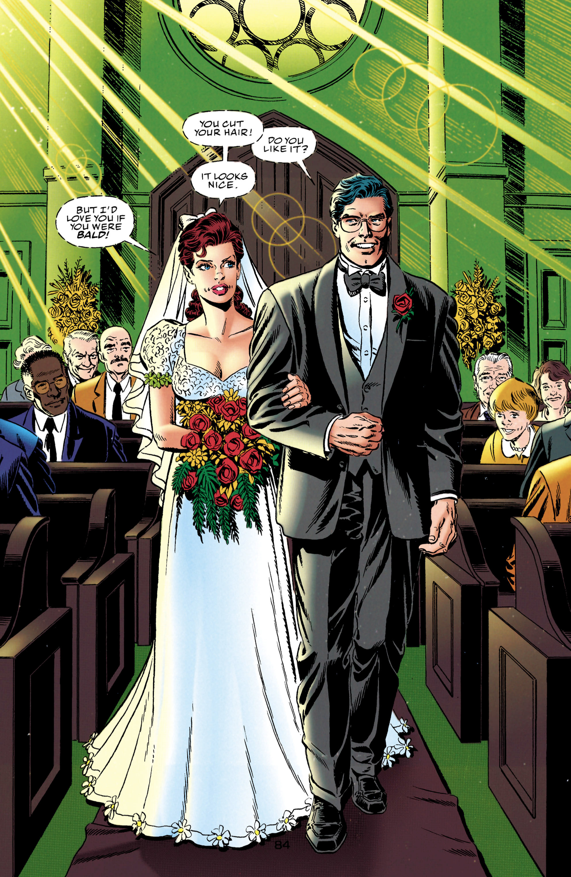 Superman Clark Kent Dc Database Fandom Powered By Wikia Tissue Super Magic Man Black The Wedding Of And Lois Lane
