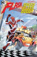 The Flash Speed Buggy Special Vol 1 1