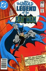 The Untold Legend of Batman